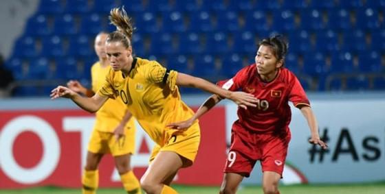 Đội tuyển nữ Việt Nam trước cuộc so tài cùng Australia ảnh 1