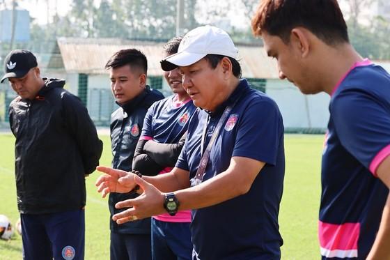 Sài Gòn FC hướng đến mùa giải 2020: Ổn định là chìa khóa thành công ảnh 1