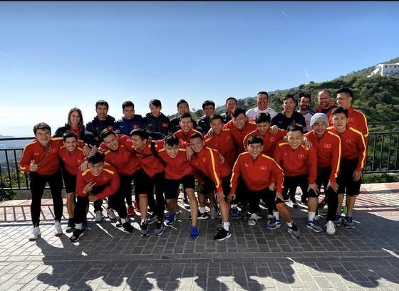 ĐT futsal Việt Nam có 2 ngày nghỉ vào cuối tuần. Ảnh: Anh Trần