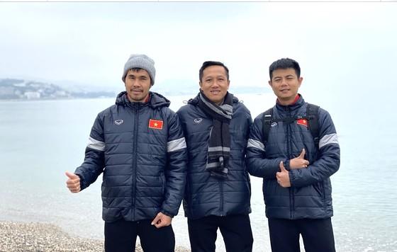 ĐT futsal Việt Nam thả lỏng và thư giãn cuối tuần ảnh 6
