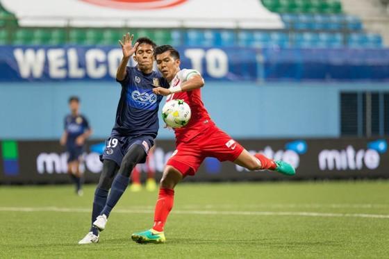 Hougang Utd, đối thủ của CLB TPHCM ở vòng đấu thứ 2 vào ngày 25-2.
