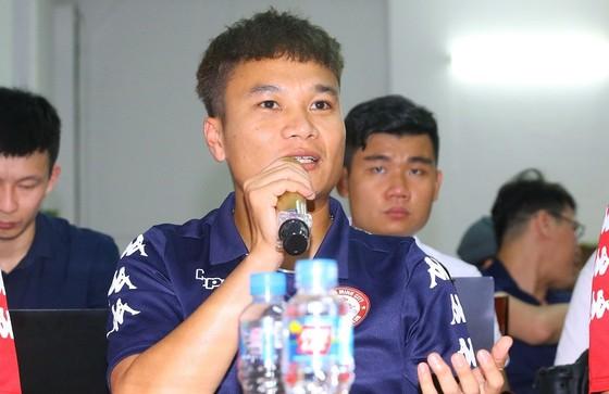 Ông Chung tâng Hà Nội FC 'lên mây' trước Siêu Cúp 2019   ảnh 1
