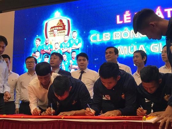 Cựu vương Quảng Nam đặt mục tiêu khiêm tốn ở LS V-League 2020 ảnh 1
