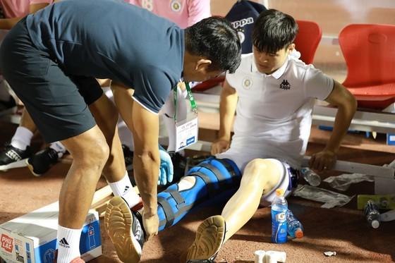 Duy Mạnh sẽ vắng mặt ở giai đoạn đầu mùa LS V-League 2020. Ảnh: NGUYỄN HOÀNG