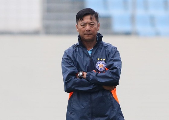 Gặp vấn đề sức khỏe, Đức Chinh vắng mặt ở vòng 1 LS V-League 2020 ảnh 1