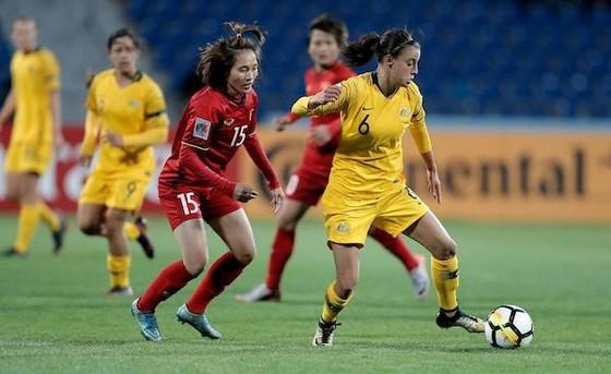 Australia lấn lướt trong lịch sử đối đầu với các cô gái Việt Nam.