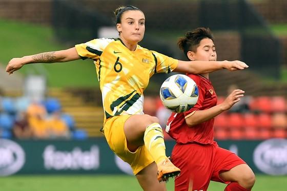 Australia thể hiện sự vượt trội ở trận lượt đi