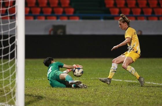 ĐT nữ Việt Nam - Australia 1-2: Đôi bên cùng hài lòng ảnh 1