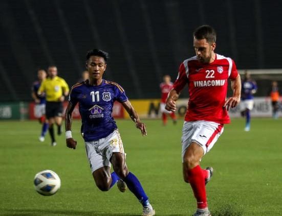 AFC Cup 2020: Than Quảng Ninh thắng đậm trên đất Campuchia  ảnh 1