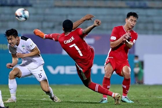 LS V-League tạm dừng sau 2 vòng đấu. Ảnh: MINH HOÀNG