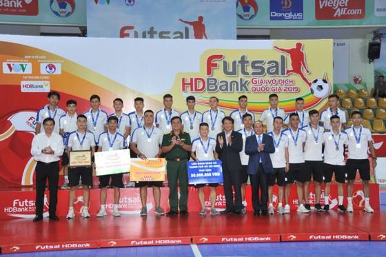 Futsal trong nước cũng khổ vì… Covid-19 ảnh 1
