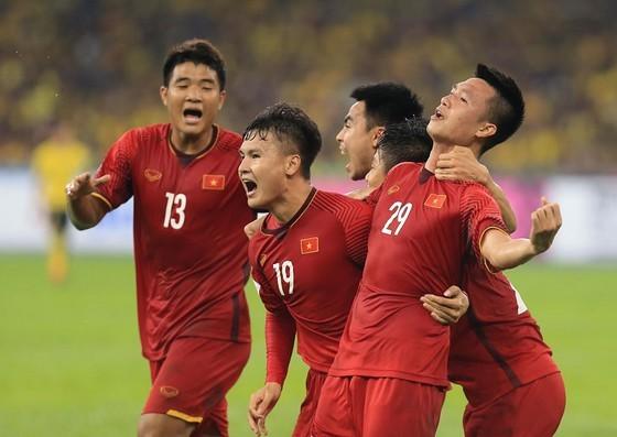 ĐT Việt Nam đang là đương kim vô địch AFF Cup. Ảnh: MINH HOÀNG