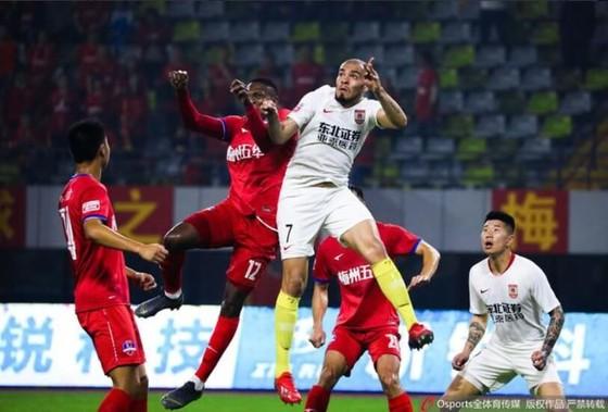 CLB Meizhou Hakka tại giải nhà nghề Trung Quốc