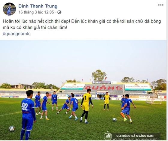 """HLV Lê Huỳnh Đức: """"Không có khán giả, cầu thủ ra sân chả có động lực gì"""" ảnh 2"""