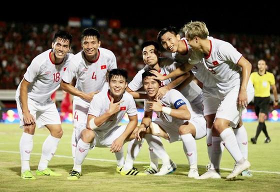 ĐT Việt Nam, đương kim vô địch AFF Cup. Ảnh: AFF