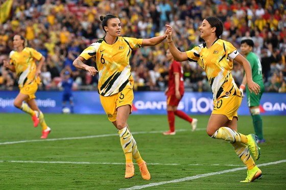 Australia cam kết đưa hai đội bóng của họ tới Olympic Tokyo năm 2021 ảnh 1