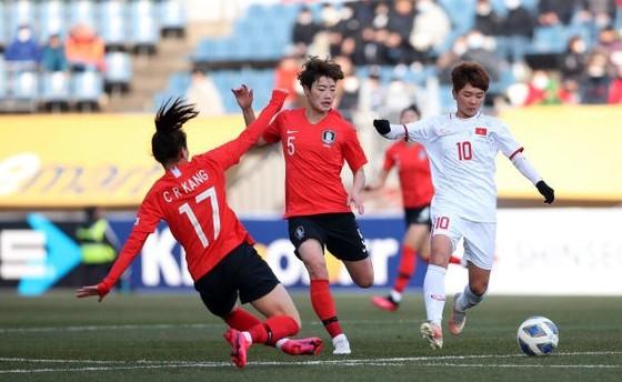 Đội tuyển bóng đá nữ Trung Quốc chuẩn bị trở lại tập luyện ảnh 1