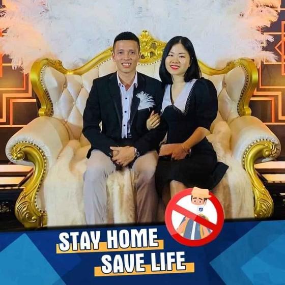 Futsal Thái Sơn Nam truyền thông điệp ở nhà chống Covid-19 ảnh 1