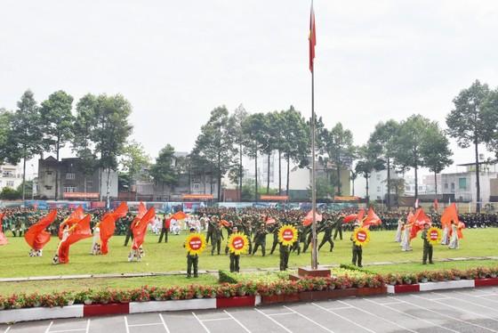 Trung đoàn Gia Định đón nhận Huân chương bảo vệ Tổ quốc Hạng III ảnh 1