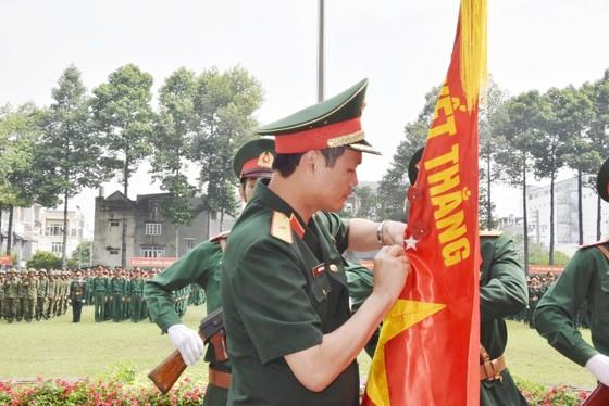 Trung đoàn Gia Định đón nhận Huân chương bảo vệ Tổ quốc Hạng III ảnh 3