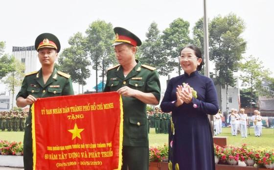 Trung đoàn Gia Định đón nhận Huân chương bảo vệ Tổ quốc Hạng III ảnh 4