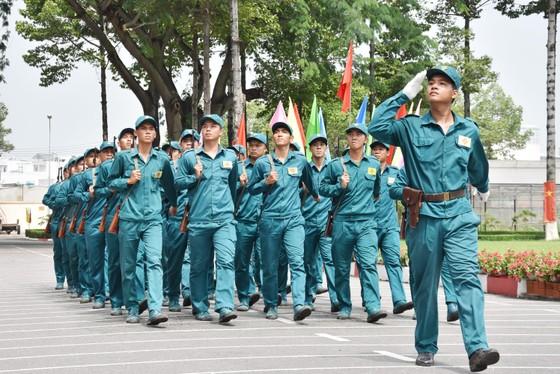 Trung đoàn Gia Định đón nhận Huân chương bảo vệ Tổ quốc Hạng III ảnh 7