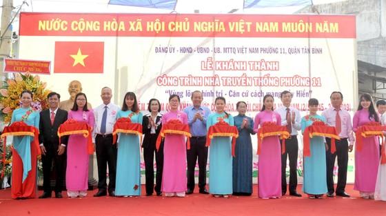 Phó Thủ tướng Trương Hòa Bình dự lễ khánh thành Nhà truyền thống 'Huyền thoại vùng lõm Bảy Hiền' ảnh 5