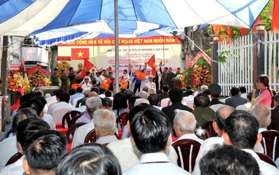 Phó Thủ tướng Trương Hòa Bình dự lễ khánh thành Nhà truyền thống 'Huyền thoại vùng lõm Bảy Hiền' ảnh 6
