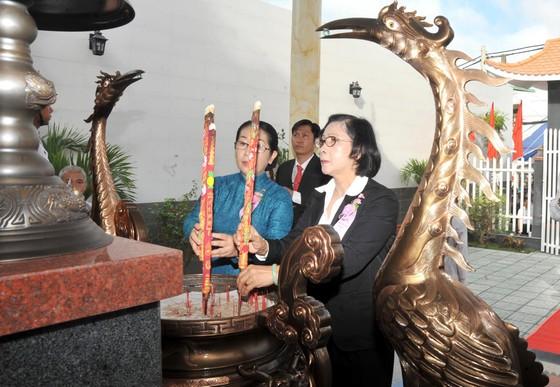 Phó Thủ tướng Trương Hòa Bình dự lễ khánh thành Nhà truyền thống 'Huyền thoại vùng lõm Bảy Hiền' ảnh 3