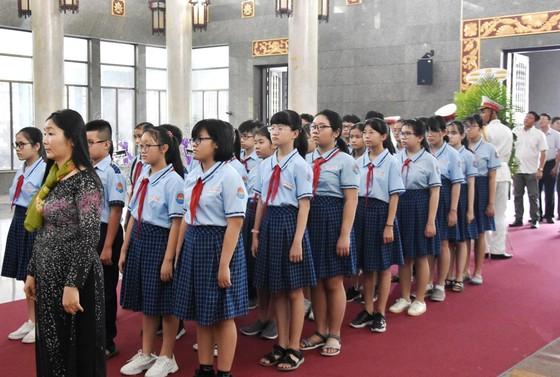 Lễ viếng phi công huyền thoại Nguyễn Văn Bảy ảnh 12