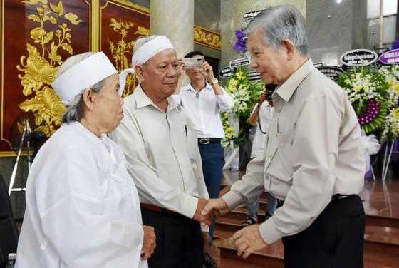 Lễ viếng phi công huyền thoại Nguyễn Văn Bảy ảnh 9