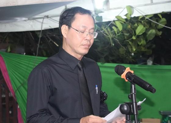 """Nhân sĩ Nguyễn Hữu Hạnh đã an nghỉ nơi quê hương """"Đất thép thành đồng"""" ảnh 2"""