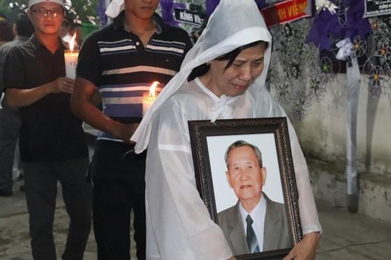 """Nhân sĩ Nguyễn Hữu Hạnh đã an nghỉ nơi quê hương """"Đất thép thành đồng"""" ảnh 4"""