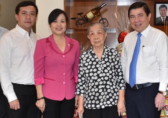 Đồng chí Nguyễn Thành Phong thăm, chúc tết một số đơn vị quân đội và cá nhân ảnh 2