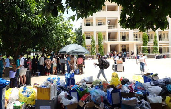 TPHCM thêm 930 công dân hoàn thành cách ly ảnh 10