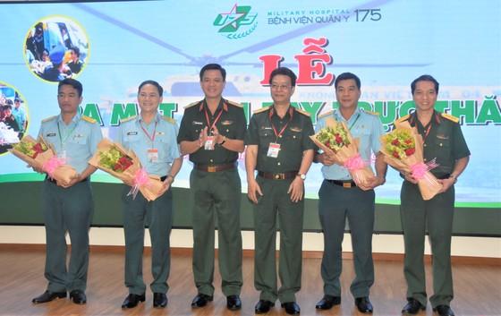 Sân bay cấp cứu bằng trực thăng đầu tiên của Việt Nam chính thức hoạt động ảnh 5