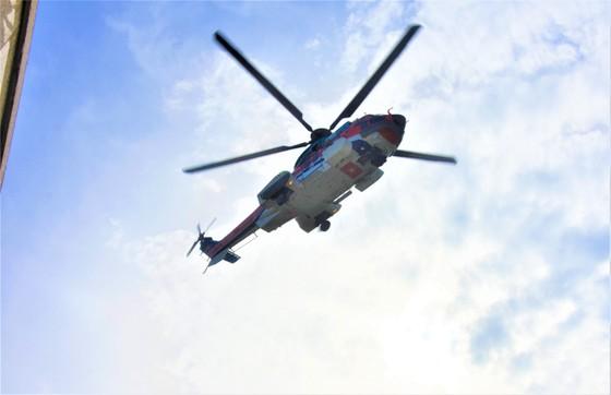 Sân bay cấp cứu bằng trực thăng đầu tiên của Việt Nam chính thức hoạt động ảnh 2