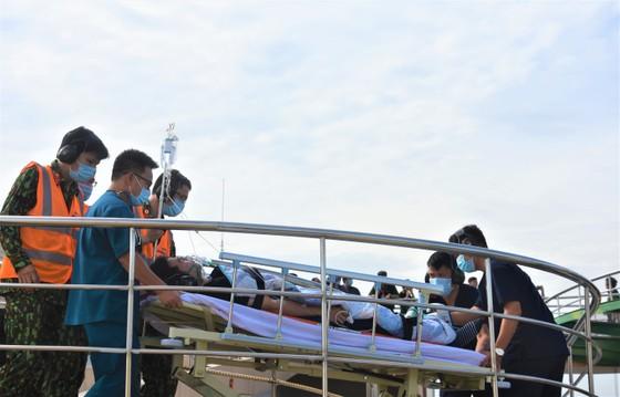 Sân bay cấp cứu bằng trực thăng đầu tiên của Việt Nam chính thức hoạt động ảnh 4
