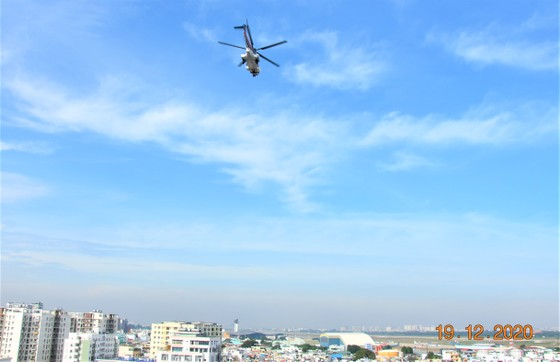 Sân bay cấp cứu bằng trực thăng đầu tiên của Việt Nam chính thức hoạt động ảnh 1