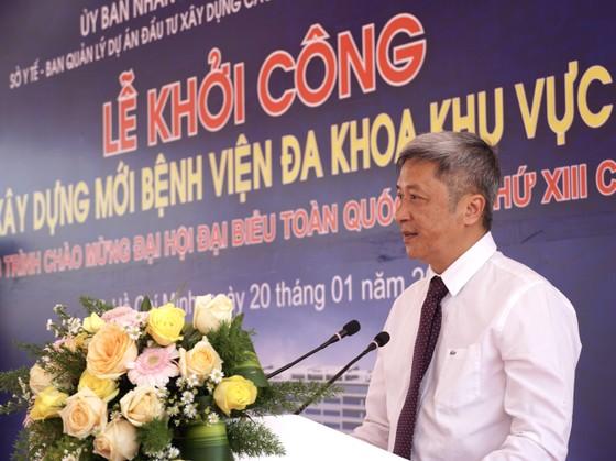 Khởi công xây dựng Bệnh viện Đa khoa khu vực Hóc Môn quy mô 1.000 giường ảnh 6