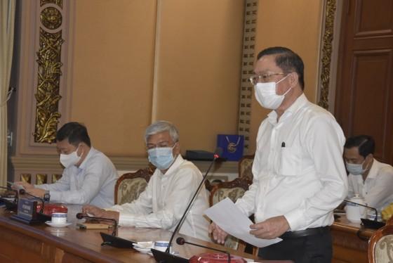Phó Thủ tướng Thường trực Trương Hoà Bình: Chúc TPHCM sớm thắng dịch Covid-19 ảnh 2