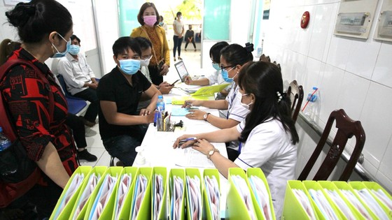 """Bắt đầu tiêm thử nghiệm vaccine Covid-19 """"made in Vietnam"""" giai đoạn 2 tại Long An ảnh 2"""