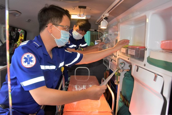 Bệnh viện Quân dân y miền Đông chính thức trở thành trạm cấp cứu vệ tinh thứ 38 ảnh 5