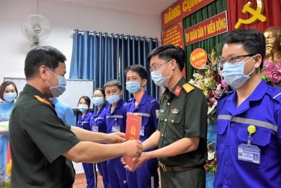 Bệnh viện Quân dân y miền Đông chính thức trở thành trạm cấp cứu vệ tinh thứ 38 ảnh 3