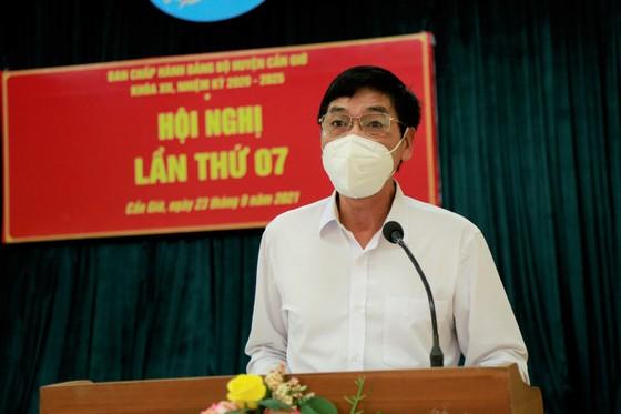 TPHCM: Học sinh xã đảo Thạnh An (Cần Giờ) đi học lại sau ngày 30-9 ảnh 4