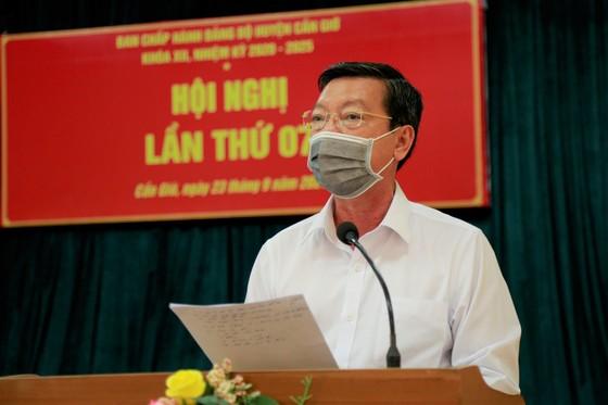 TPHCM: Học sinh xã đảo Thạnh An (Cần Giờ) đi học lại sau ngày 30-9 ảnh 2