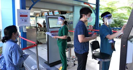 'Bệnh viện xanh' đầu tiên của TPHCM đón bệnh nhân trở lại ảnh 5