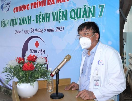 'Bệnh viện xanh' đầu tiên của TPHCM đón bệnh nhân trở lại ảnh 2