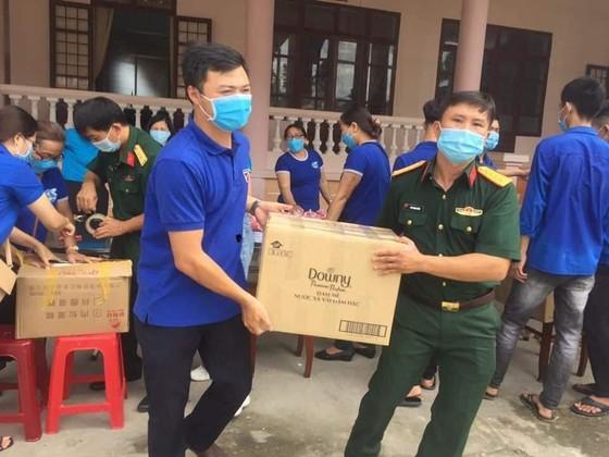 Ấm áp tấm lòng người dân Quảng Ngãi giúp đỡ bà con đồng hương vùng dịch TPHCM ảnh 1