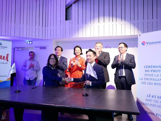 Sở Du lịch TPHCM quảng bá du lịch Việt Nam và TPHCM tại Pháp ảnh 3